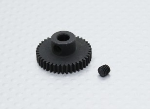 41T/5mm 48 Pitch Hardened Steel Pinion Gear