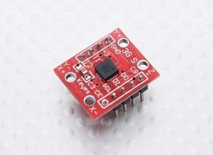 Kingduino Compatible Triaxial Acceleration Sensor
