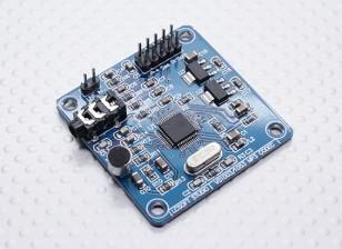 Kingduino Compatible MP3 / On-Board Microphone Recorder Sound Module