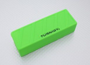 Turnigy Soft Silicone Lipo Battery Protector (1600-2200mAh 3S Green) 110x35x25mm