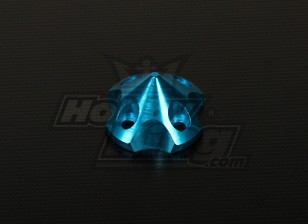 3D Spinner for 50cc Gas Engines 41mm Blue