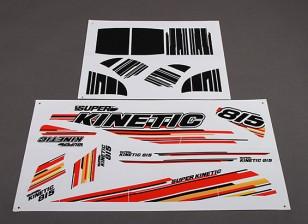 Super Kinetic - Replacement Decals (2pcs/set)