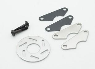 Toxic Nitro - Brake Pad and Brake Disc