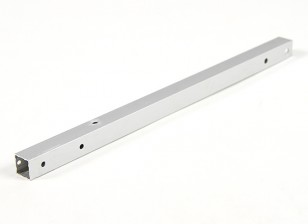 Aluminum Square Tube DIY Multi-Rotor 12.8x12.8x250mm X525 (.5Inch) (Silver)
