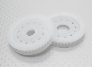 40T Belt Pulley Set - 1/10 Hobbyking Mission-D 4WD GTR