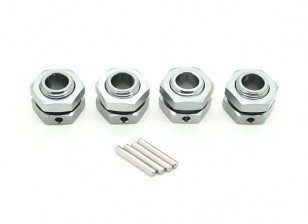 Hex Hub (4pcs) - BSR 1/8 Rally