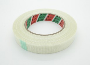 High Strength Chequered Fibre Tape 20mm x 50m