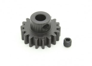 18T/5mm M1 Hardened Steel Pinion Gear (1pc)
