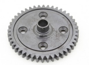 Basher Nitro Circus MT / SaberTooth Hardened Steel  - Spur gear 44T