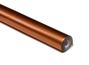 Covering Film - Metallic Copper (5m) 028-2