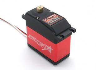 Trackstar TS-500HD Analog Metal Gear Racing Servo 17T 40kg / 0.16sec / 188g