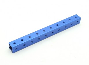 RotorBits Pre-Drilled Anodized Aluminum Construction Profile 100mm (Blue)