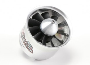 Dr. Mad Thrust 70mm 11-Blade Alloy EDF 3900kv Motor - 1300watt (4S) Counter rotating