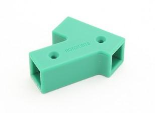 RotorBits 60 degree connector (Green)