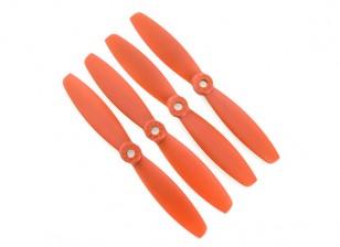 Lumenier FPV Racing Propellers 5035 2-Blade Orange (CW/CCW) (2 Pairs)