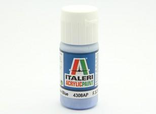 Italeri Acrylic Paint - Flat Azure Blue (4308AP)