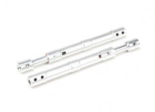 Alloy Straight Oleo Struts 130mm (2pcs)