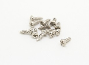 HobbyKing™ Mini X6 Micro Hexa-copter Replacement Frame Screw Set (12pcs)