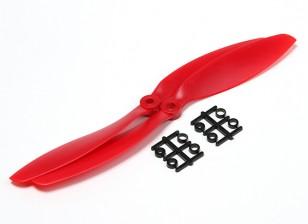 Hobbyking™ Propeller 9x4.7 Red (CW) (2pcs)