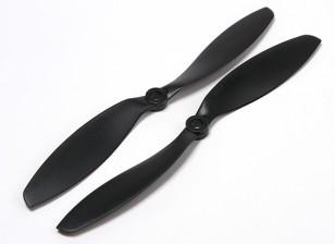 Hobbyking™ Propeller with DJI Propeller 9x4.7 Black (CW/CCW) (2pcs)