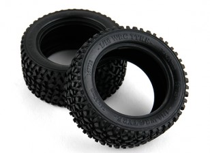 Basher RZ-4 1/10 Rally Racer - 30mm Rear Tires (2pcs)