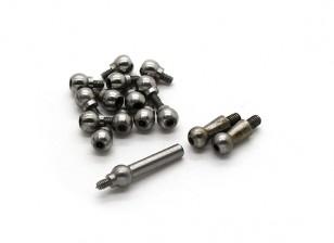 Tarot 450 Pro/Pro V2 DFC Linkage Ball Set H (TL45048)