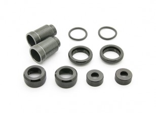 BSR Racing M.RAGE 4WD M-Chassis - Alu. Shock Body Sets (2sets)