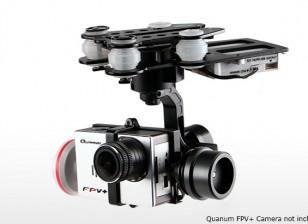 Quanum Q-3D Brushless 3-Axis Camera Gimbal (suitable for Nova, Scout X4, Phantom, QR X350 etc.)