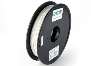 ESUN 3D Printer Filament White 1.75mm PLA 0.5KG Spool