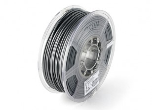 ESUN 3D Printer Filament Silver 3mm PLA 1KG Roll
