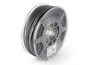 ESUN 3D Printer Filament Silver 3mm ABS 1KG Roll