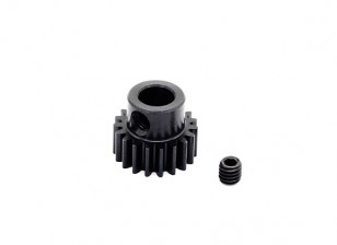 Hardened Helicopter Pinion Gear 6mm/0.7M 19T (1PC)