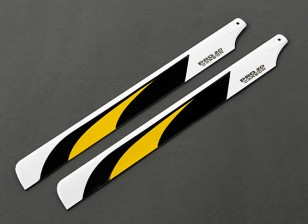 335mm Carbon Fiber Main Blades