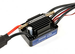 Turnigy Marine 120A BEC Waterproof Speed Controller with Water Cooling
