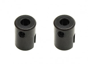 Centre Drive Shaft Cup (2 pcs) - H.King Rattler 1/8 4WD Buggy