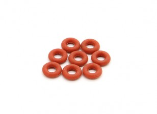 O-Ring - BSR Racing BZ-444 or 444 Pro 1/10 4WD Racing Buggy (8pcs)