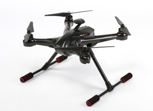 Walkera Scout X4 Aerial Video Quadcopter w/2.4GHz Bluetooth Datalink, Battery and Charger (Connection Ready)