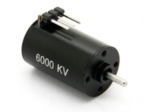 6000KV Brushless Motor  - Turnigy TZ4 AWD