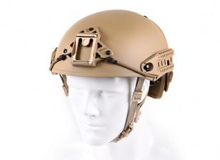 Helmet CP Airframe style Helmet (Dark Earth)