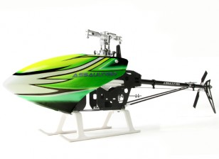 Assault 450DFC Belt Drive Flybarless 3D Helicopter Kit