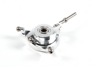 Assault 450DFC TT & Belt Flybarless 3D Helicopter CNC Metal Swashplate Assembly