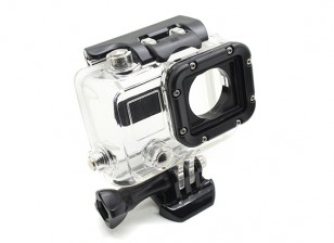 Skeleton Protective Housing Without Lens for GoPro Hero 3