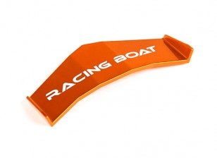 FT009 High Speed V-Hull Racing Boat 460mm Replacement Spoiler (Orange)
