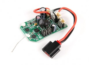 FX070C 2.4GHz 4CH Flybarless RC Helicopter Replacement Control Board