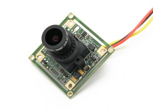 1/2.5-inch Sony CCD Video Camera 700TV Lines F2.0 5MP IR (PAL)