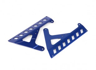 BatteryFixed Panels (Blue) - Super Rider SR4 SR5 1/4 Scale Brushless RC Motorcycle