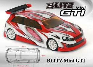BLITZ Mini GTI Body Shell (225mm) (0.8mm)