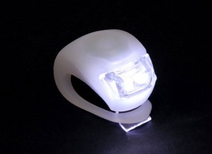 White Silicon Mini-Lamp (White LED)