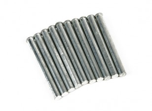 Retract Pins for Nose Gear 4mm (10 pcs per bag)