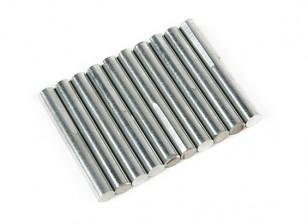 Retract Pins for Main Gear 6mm (10 pcs per bag)